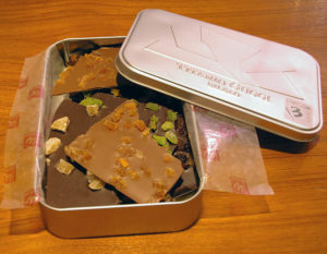 Guggis Bizkarra de Chocolate