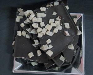 Chocolate con coco Bizkarra