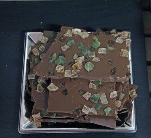 Chocolate tropical Bizkarra