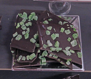 Chocolate papaya negro Bizkarra