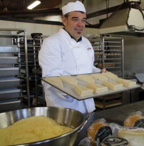 Turron de queso Gazta Turroi