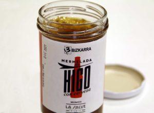 Mermelada de higos con cerveza