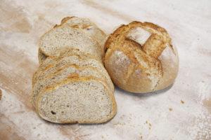 pan de centeno Bizkarra