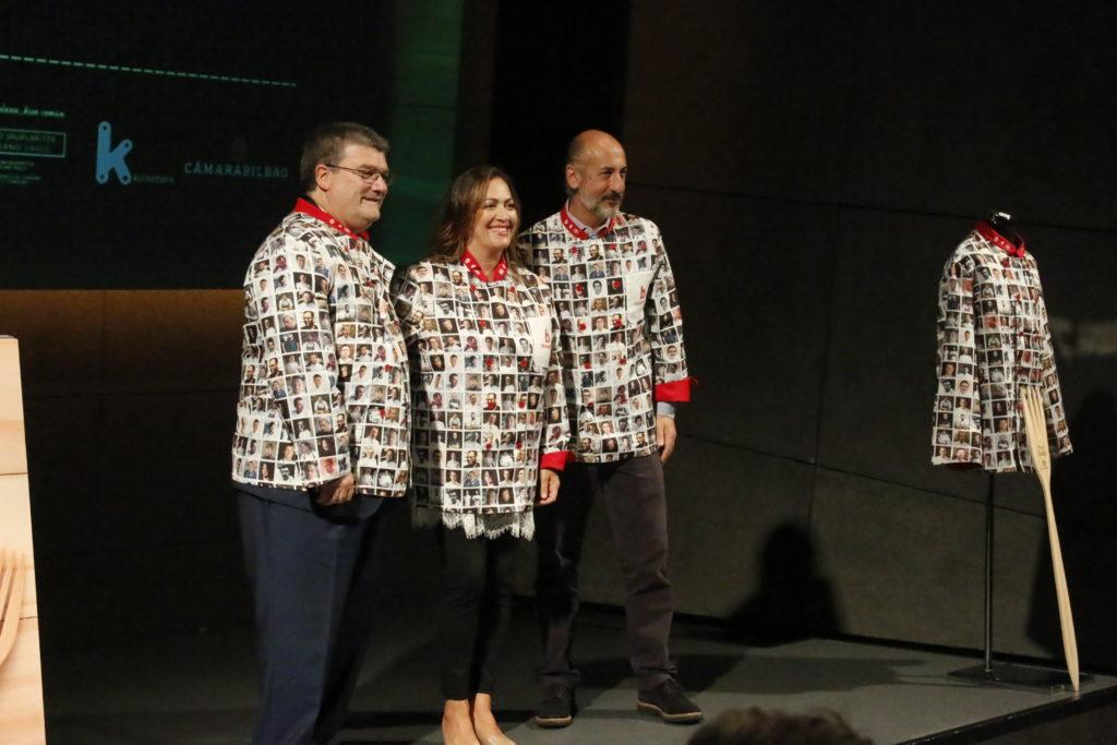 Bizkarra entre los 50 mejores de Bilbao Dendak