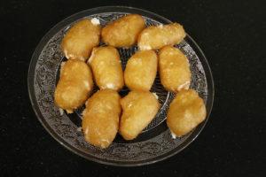 Buñuelos Bizkarra