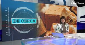 Bizkarra en ETB 2 Teleberri