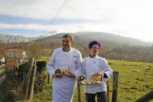 pequeños productores de Bizkaia