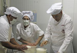 Bizkarra pequeños productores de Bizkaia