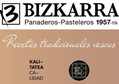 Bizkarra - recetas tradicionales vascas de calidad