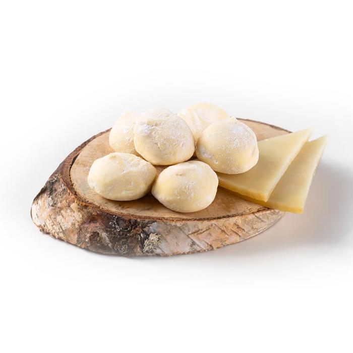 Trufas de queso de Urquiola