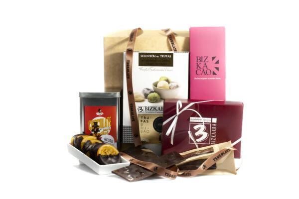 sorta galanta chocolates gourmet Bizkarra