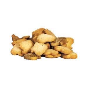 galletas de mantequilla sin azúcar Bizkarra